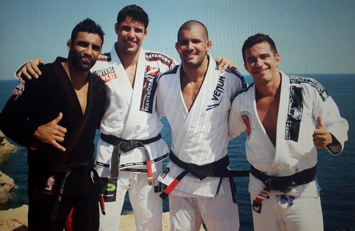 Leandro Lo, Marcus _Buchecha_, Rodolfo Vieira e Augusto Frota (1)